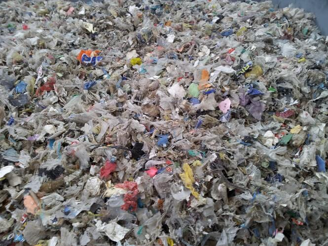 Mixed Plastics Successfully Processed